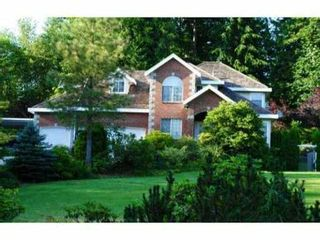 """Photo 1: 12580 261ST Street in Maple Ridge: Websters Corners House for sale in """"WHISPERING FALLS"""" : MLS®# V976974"""