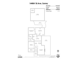 Photo 36: 14404 18 Avenue in Surrey: Sunnyside Park Surrey House for sale (South Surrey White Rock)  : MLS®# R2569861