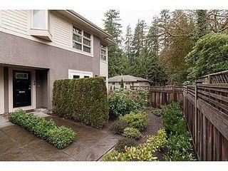 Photo 8: 44 3750 EDGEMONT Blvd in Capilano Highlands: Home for sale : MLS®# V988933