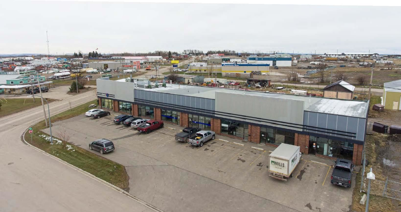 """Main Photo: 7 8822 100TH Street in Fort St. John: Fort St. John - City SE Industrial for lease in """"PROSPECT CENTRE"""" (Fort St. John (Zone 60))  : MLS®# C8034751"""