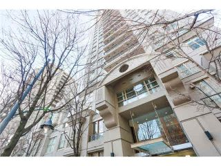 "Photo 1: 505 969 RICHARDS Street in Vancouver: Downtown VW Condo for sale in ""MONDRIAN II"" (Vancouver West)  : MLS®# V1102321"