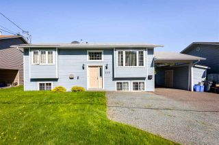 Photo 1: 2410 JASPER Street in Prince George: South Fort George House for sale (PG City Central (Zone 72))  : MLS®# R2584041