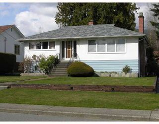 Photo 1: 754 E 17TH Street in North_Vancouver: Boulevard House for sale (North Vancouver)  : MLS®# V698095