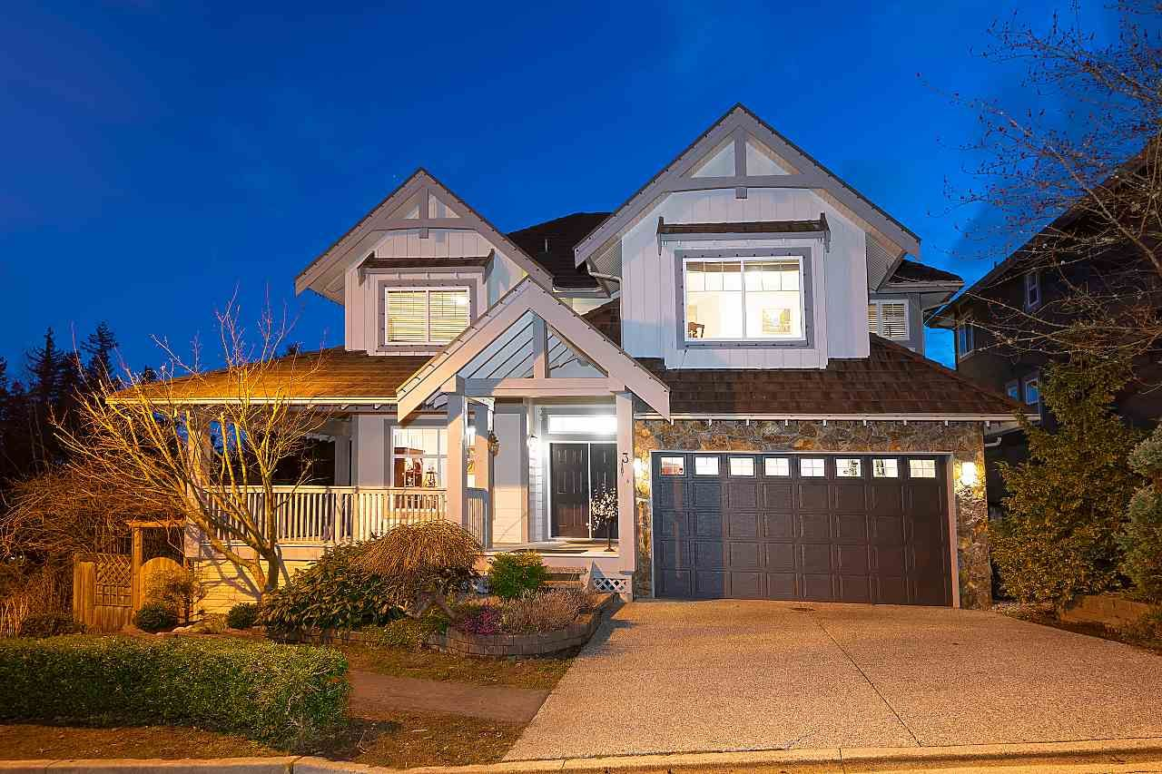 Main Photo: R2558440 - 3 FERNWAY DR, PORT MOODY HOUSE