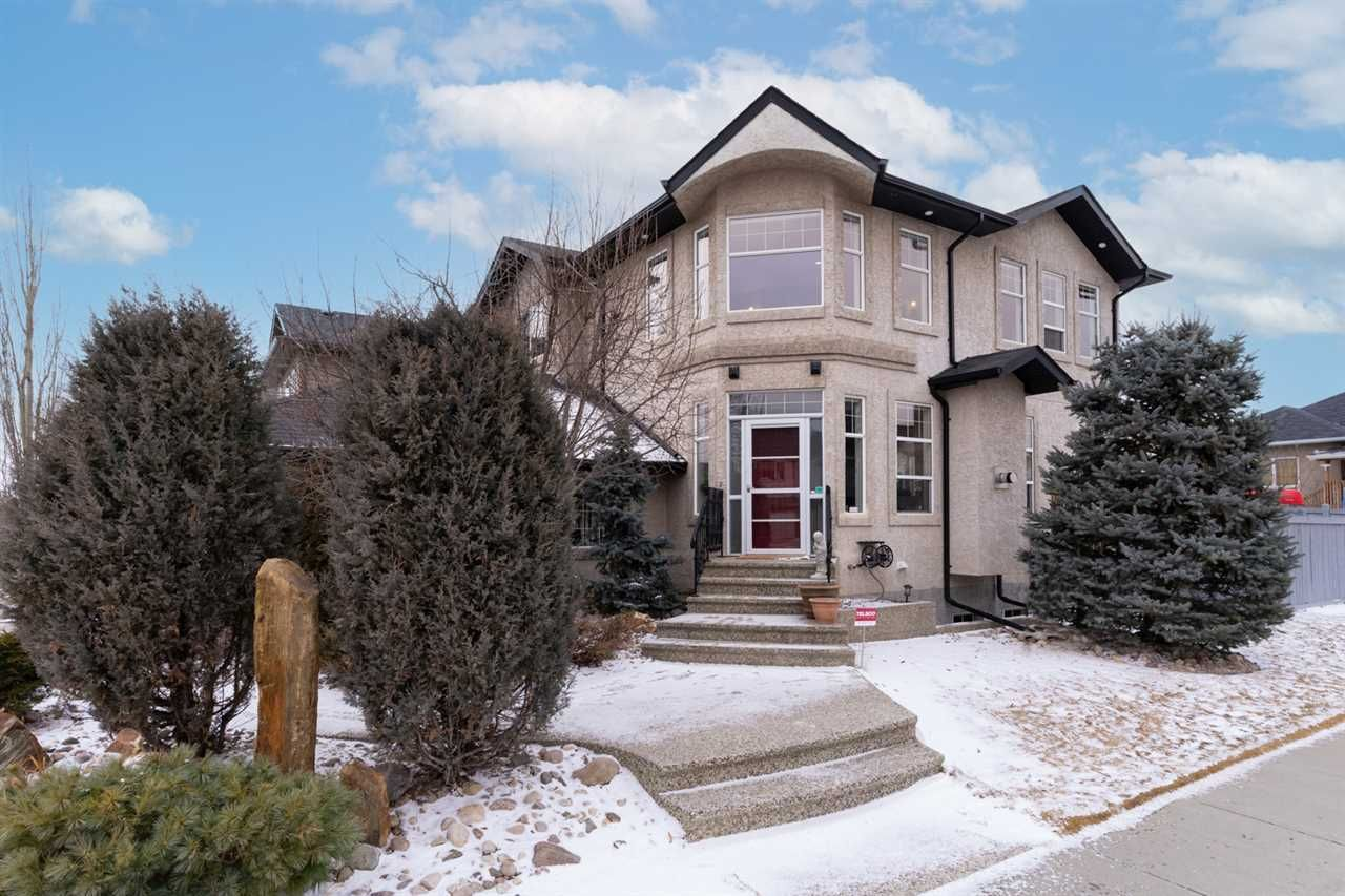 Main Photo: Chambery in Edmonton: Zone 27 House for sale : MLS®# E4235678