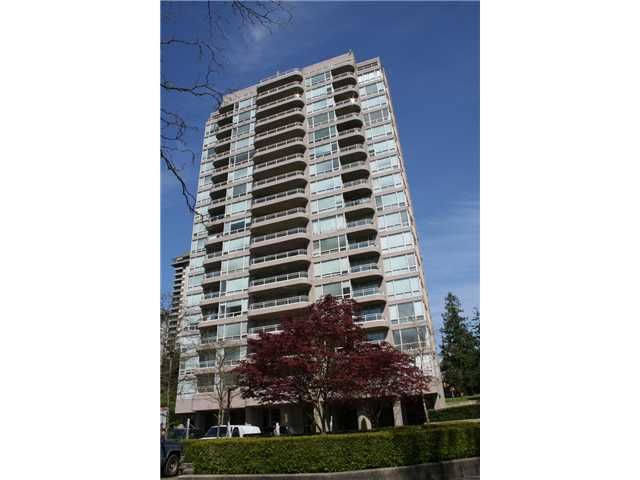 """Main Photo: # 308 9633 MANCHESTER DR in Burnaby: Cariboo Condo for sale in """"STRATHMORE TOWERS"""" (Burnaby North)  : MLS®# V822824"""