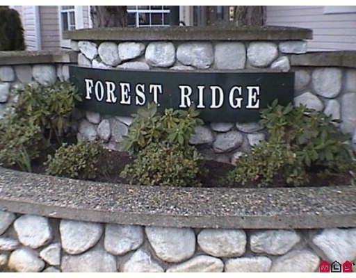"""Main Photo: 4 6380 121ST Street in Surrey: Panorama Ridge Townhouse for sale in """"Forest Ridge"""" : MLS®# F2808816"""