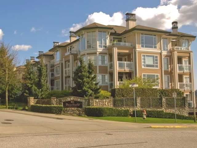 """Main Photo: 416 3629 DEERCREST Drive in North Vancouver: Roche Point Condo for sale in """"Deerfield by the Sea- Ravenwoods"""" : MLS®# V821858"""