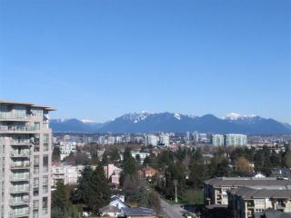 """Photo 3: 1502 7080 ST ALBANS Road in Richmond: Brighouse South Condo for sale in """"MONACO AT THE PALMS"""" : MLS®# R2238976"""