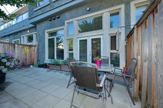 """Photo 25: 102 3688 INVERNESS Street in Vancouver: Knight Condo for sale in """"Charm"""" (Vancouver East)  : MLS®# R2488351"""
