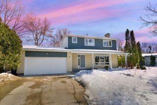 Photo 1: 14 Baldry Bay in Winnipeg: Fort Richmond Residential for sale (1K)  : MLS®# 202006563