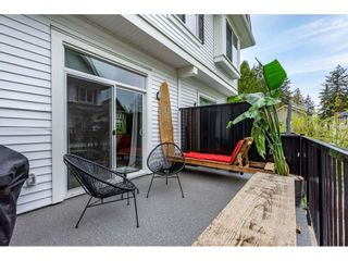 """Photo 29: 64 288 171 Street in Surrey: Pacific Douglas Townhouse for sale in """"The Crossing"""" (South Surrey White Rock)  : MLS®# R2573999"""