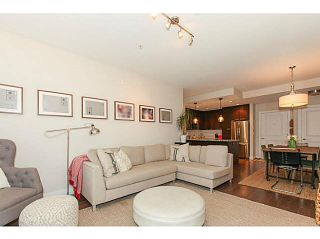 "Photo 5: 306 4689 52A Street in Ladner: Delta Manor Condo for sale in ""CANU"" : MLS®# V1102897"