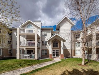 Photo 3: 303 6900 Hunterview Drive NW in Calgary: Huntington Hills Apartment for sale : MLS®# A1105086