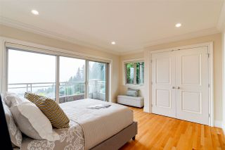 Photo 25: 1339 CAMRIDGE Road in West Vancouver: Chartwell House for sale : MLS®# R2531867