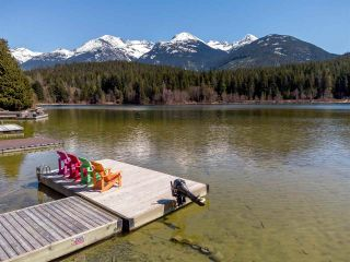 """Photo 19: 9229 LAKESHORE Drive in Whistler: Emerald Estates House for sale in """"WATERFRONT on Green Lake - Emerald Estates"""" : MLS®# R2572982"""