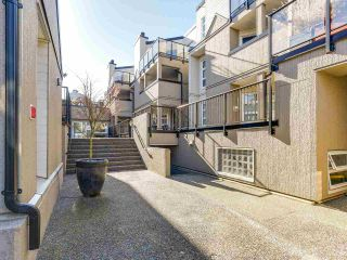 """Photo 16: 13 1350 W 6TH Avenue in Vancouver: Fairview VW Condo for sale in """"Pepper Ridge"""" (Vancouver West)  : MLS®# R2141623"""
