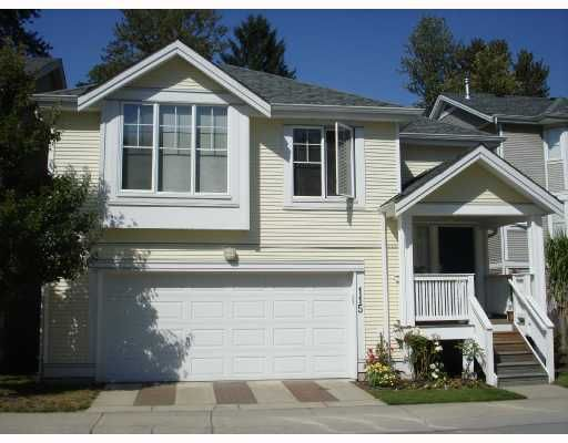 """Main Photo: 221 3000 RIVERBEND Drive in Coquitlam: Meadow Brook House for sale in """"RIVERBEND"""" : MLS®# V664257"""