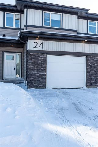 Main Photo: 24 5301 Beacon Drive in Regina: Harbour Landing Residential for sale : MLS®# SK841933