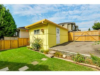 """Photo 16: 5105 RUBY Street in Vancouver: Collingwood VE House for sale in """"Collingwood"""" (Vancouver East)  : MLS®# V1082069"""