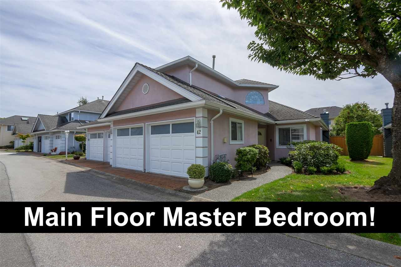 Main Photo: 42 8051 ASH Street in Richmond: Garden City Townhouse for sale : MLS®# R2391815