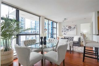 Photo 2: 809 1295 RICHARDS Street in Vancouver: Downtown VW Condo for sale (Vancouver West)  : MLS®# R2479399