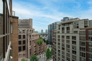 """Photo 16: 1207 822 HOMER Street in Vancouver: Downtown VW Condo for sale in """"The Galileo"""" (Vancouver West)  : MLS®# R2612307"""