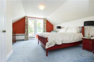 Photo 15: 1244 Wolseley Avenue in Winnipeg: Wolseley Residential for sale (5B)  : MLS®# 1713499