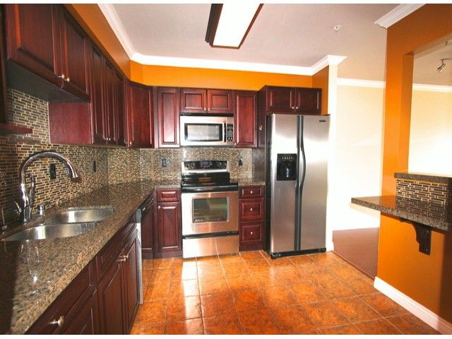 """Main Photo: 408 13939 LAUREL Drive in Surrey: Whalley Condo for sale in """"KING GEORGE MANOR"""" (North Surrey)  : MLS®# F1322553"""