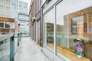 """Photo 37: 502 1529 W 6TH Avenue in Vancouver: False Creek Condo for sale in """"South Granville Lofts"""" (Vancouver West)  : MLS®# R2518906"""