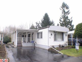 """Photo 1: 198 3665 244TH STREET Street in Langley: Otter District Manufactured Home for sale in """"Langely Grove Estates"""" : MLS®# F1102945"""