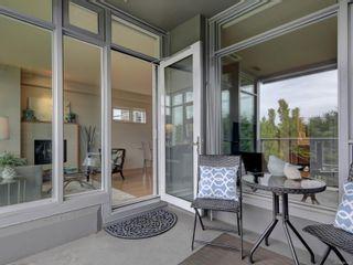 Photo 21: 409 365 Waterfront Cres in Victoria: Vi Rock Bay Condo for sale : MLS®# 887494