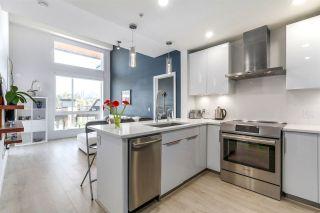 """Photo 9: 609 733 W 3RD Street in North Vancouver: Hamilton Condo for sale in """"THE SHORE"""" : MLS®# R2222279"""