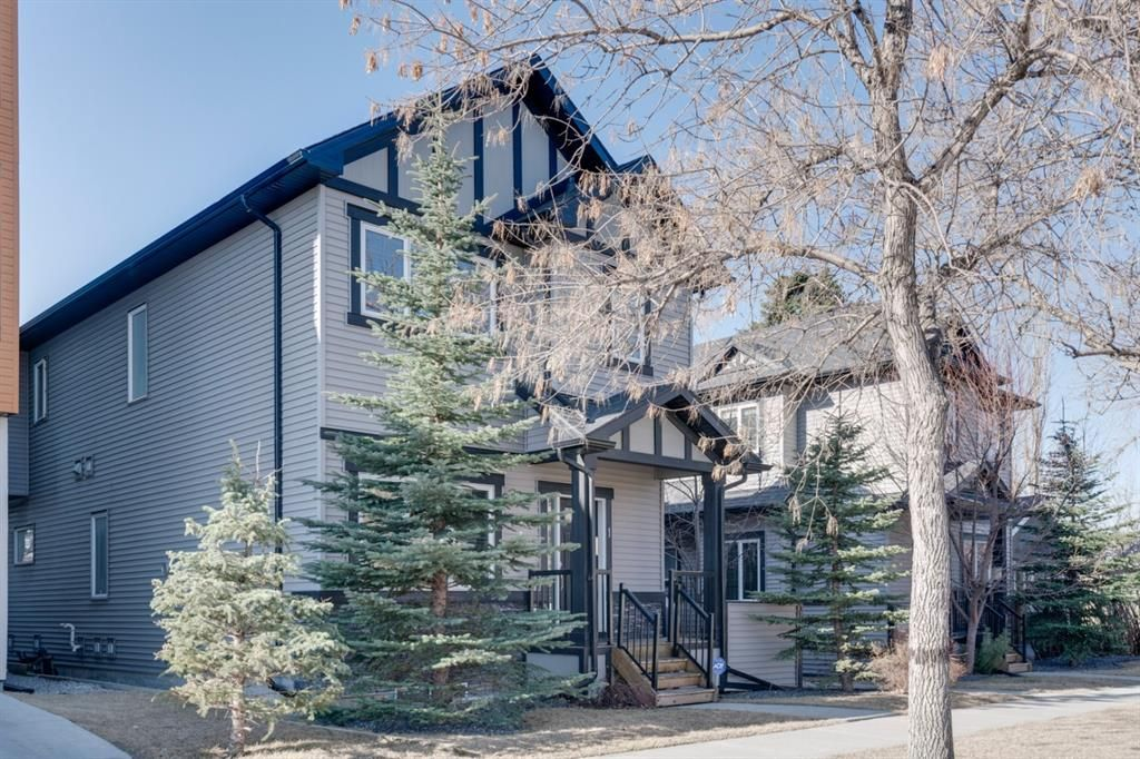 Main Photo: 2 309 15 Avenue NE in Calgary: Crescent Heights Row/Townhouse for sale : MLS®# A1149196