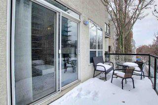 Photo 42: 413 10033 110 Street in Edmonton: Zone 12 Condo for sale : MLS®# E4223211