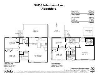Photo 33: 34833 LABURNUM Avenue in Abbotsford: Abbotsford East House for sale : MLS®# R2614976