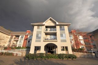 "Photo 1: 310 19835 64 Avenue in Langley: Willoughby Heights Condo for sale in ""Willowbrook Gate"" : MLS®# R2512847"