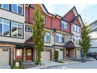 "Photo 1: 52 6299 144 Street in Surrey: Sullivan Station Townhouse for sale in ""Altura"" : MLS®# R2312947"