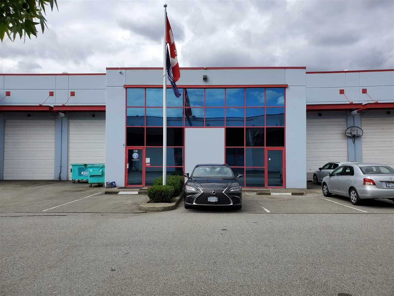 Main Photo: 110 42 FAWCETT ROAD in Coquitlam: Cape Horn Industrial for sale