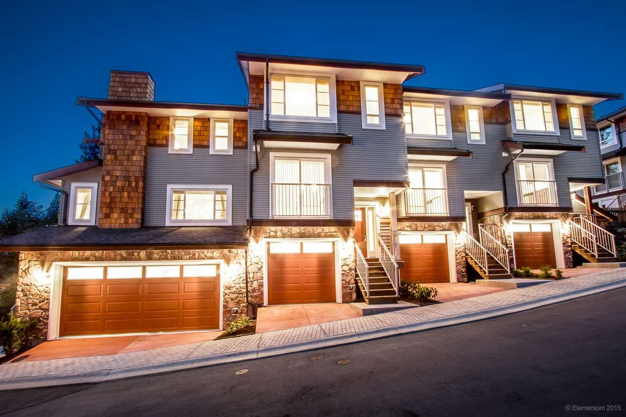 Main Photo: 61 23651 132ND AVENUE in Maple Ridge: Silver Valley Townhouse for sale : MLS®# R2034262