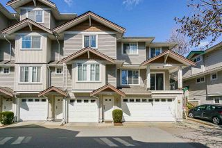 """Main Photo: 28 12711 64 Avenue in Surrey: West Newton Townhouse for sale in """"PALETTE ON THE PARK"""" : MLS®# R2564474"""