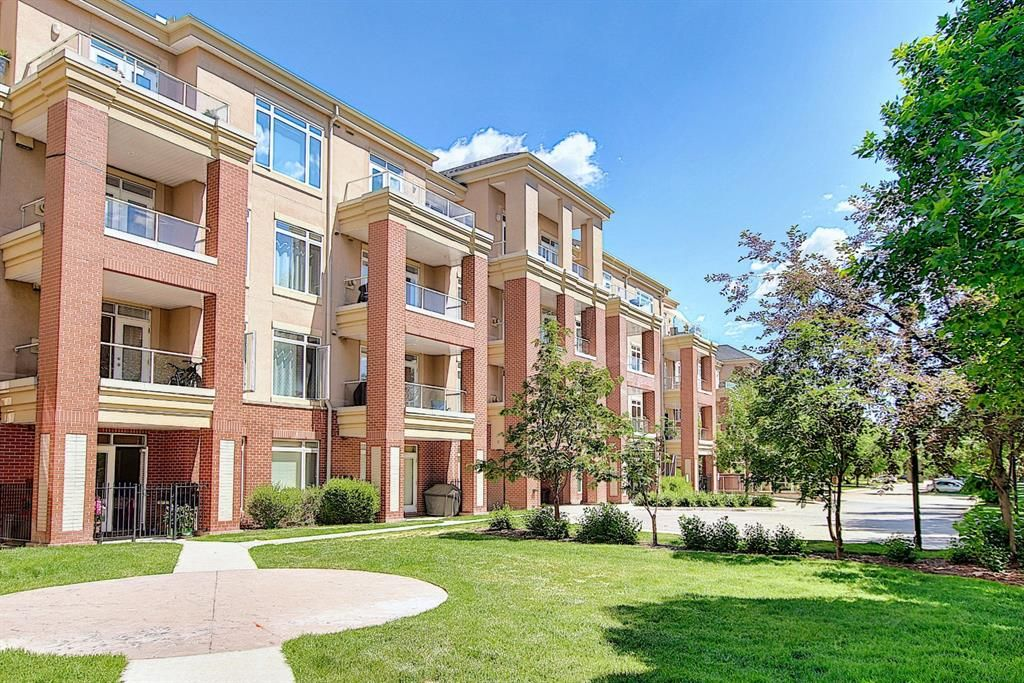 Main Photo: 414 2 Hemlock Crescent SW in Calgary: Spruce Cliff Apartment for sale : MLS®# A1122247