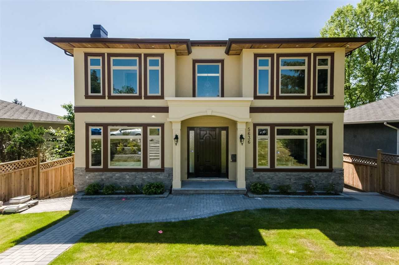 Main Photo: 5636 EWART Street in Burnaby: South Slope House for sale (Burnaby South)  : MLS®# R2066686