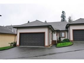 """Main Photo: 49 23151 HANEY Bypass in Maple Ridge: East Central Townhouse for sale in """"STONEHOUSE ESTATES"""" : MLS®# R2048913"""