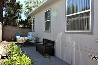 Photo 4: CARLSBAD WEST Manufactured Home for sale : 3 bedrooms : 7241 San Luis Street #185 in Carlsbad