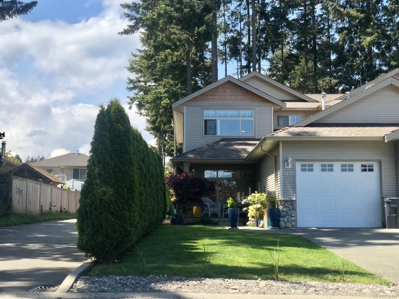 Main Photo: 6151 Clayburn Pl in NANAIMO: Na North Nanaimo Half Duplex for sale (Nanaimo)  : MLS®# 839127