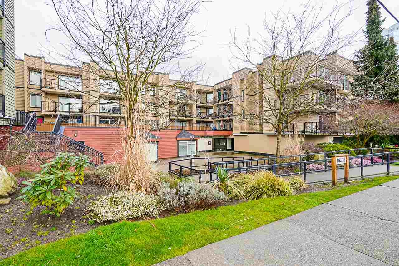 "Main Photo: 312 10438 148 Street in Surrey: Guildford Condo for sale in ""GUILDFORD GREENE"" (North Surrey)  : MLS®# R2547344"