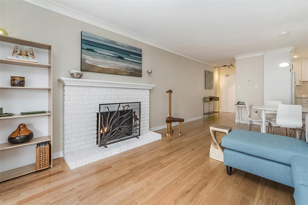 Main Photo: 505 466 E EIGHTH AVENUE in New Westminster: Sapperton Condo for sale : MLS®# R2259048