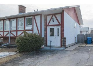 Photo 1: 256 Cullen Drive in Winnipeg: Westdale Residential for sale (1H)  : MLS®# 1707058
