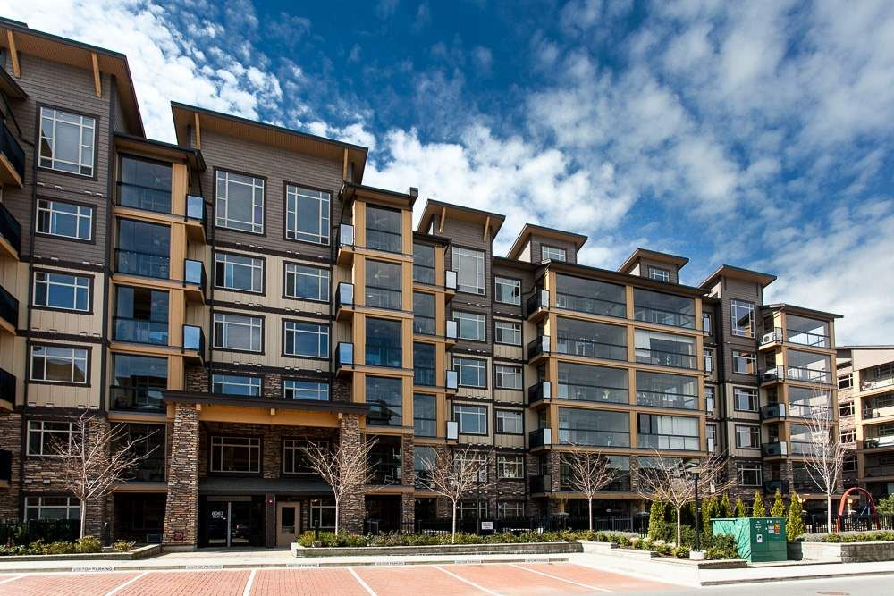 """Main Photo: 616 8067 207 Street in Langley: Willoughby Heights Condo for sale in """"Yorkson Creek - Parkside 1"""" : MLS®# R2249877"""